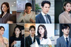 Phim của Jang Nara đạt kỷ lục mới khi lần đầu tiên vượt qua cột mốc rating quan trọng 10%