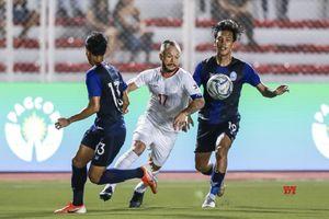 Bảng xếp hạng bóng đá SEA Games 30 hôm nay (27/11)