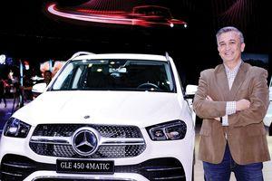 Mercedes-benz Vietnam giới thiệu thế hệ GLE đẳng cấp vượt trội