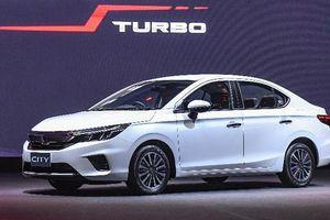 Honda City 2020 - nỗ lực bám đuổi Toyota Vios