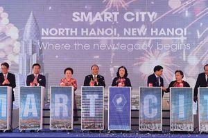 Thành phố Thông minh Bắc Hà Nội: Nơi đáng sống bậc nhất