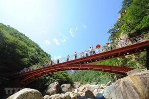 Triều Tiên phát triển du lịch ở Núi Kumgang