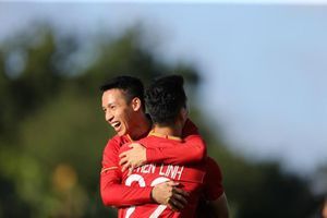 Ông Park: 'Tôi không hiểu sao U-22 Việt Nam lại thua một bàn'