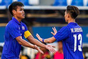 U22 Thái Lan đè bẹp Brunei 7-0