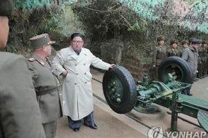 Triều Tiên phóng tên lửa sau khi Mỹ điều động máy bay do thám
