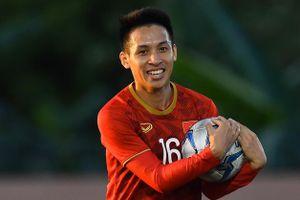 Hùng Dũng tặng bàn thắng vào lưới U22 Lào cho con trai