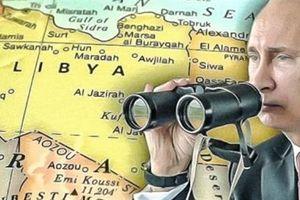Mỹ bất lực tố Nga gây bất ổn kinh ngạc Libya