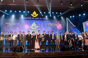 Liên hoan Phim Việt Nam XXI: Ghi nhận sự phát triển của công nghiệp điện ảnh