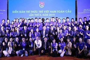 Bế mạc Diễn đàn Trí thức trẻ Việt Nam toàn cầu