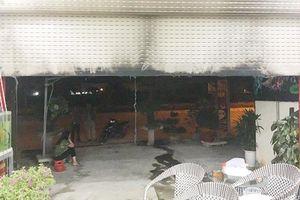 Điều tra vụ đổ xăng, đốt nhà ở Sầm Sơn