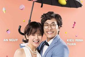 Bị tẩy chay rầm rộ, phim của Kiều Minh Tuấn - An Nguy vẫn thắng giải Khán giả yêu thích