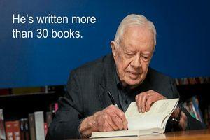 Điều ít biết về cựu Tổng thống Mỹ Jimmy Carter khiến ai cũng bất ngờ