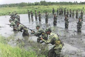 Bộ ảnh chưa từng công bố về lực lượng Quân đội nhân dân Việt Nam thiện chiến, tinh nhuệ