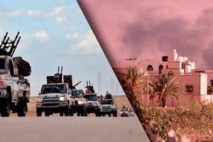 Libya: Xung đột chính trị Nga - Mỹ leo thang