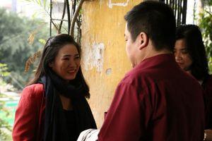 Hé lộ thông tin cực hiếm về chồng của nhà báo Tạ Bích Loan