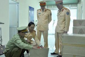 Bắt giữ gần 3.000 hộp mỹ phẩm nhập lậu
