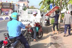 Đồng Tháp: Thanh tra giao thông bị chém khi đi dẹp vỉa hè