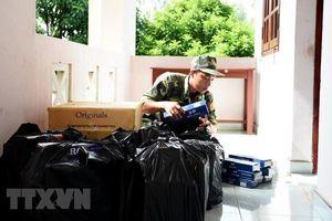Long An: Thủ đoạn hoạt động buôn lậu qua biên giới ngày càng tinh vi