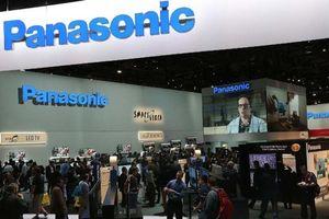 Panasonic sẽ bán lại mảng chip nhớ để tái cấu trúc hoạt động