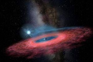 Các nhà thiên văn phát hiện hố đen khổng lồ trong Dải ngân hà