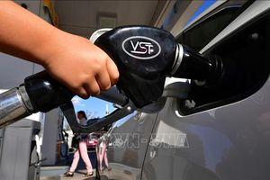 Giá dầu giảm do dự trữ dầu thô của Mỹ tăng mạnh hơn dự kiến