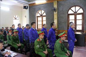 Xử phúc thẩm vụ sai phạm đền bù Thủy điện Sơn La: Bốn bị cáo được giảm hình phạt