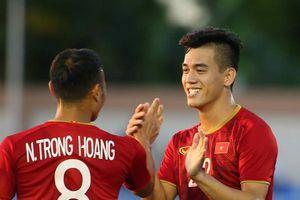 Trực tiếp bóng đá SEA Games 30 Việt Nam vs Lào: U22 Việt Nam với chiến thắng 6-1 trước U22 Lào