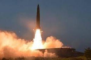 Mỹ vừa điều máy bay trinh sát, Triều Tiên lập tức thử vật thể bay không xác định?