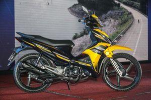 Ngắm xe số giá rẻ cạnh tranh Yamaha Sirius, Honda Wave