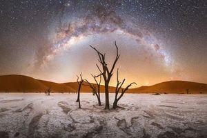 17 góc máy đẹp ngỡ ngàng từ cuộc thi ảnh thiên văn 2019
