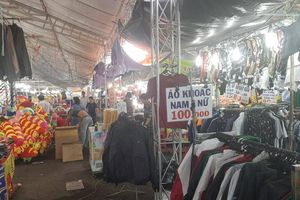 Gia Lai: Xử lý hiện tượng 'tuồn' hàng không xuất xứ vào hội chợ TechDemo