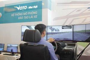 Ra mắt hệ thống mô phỏng đào tạo lái xe chuẩn quốc tế do Viettel sản xuất