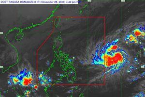 Dự kiến siêu bão Kammuri sẽ đổ bộ vào Philipines đúng ngày khai mạc SEA Games 30