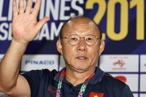 Thày Park không hài lòng vì bàn thua của U22 Việt Nam
