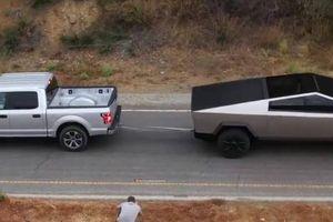 'Cuộc chiến' không cân sức giữa Tesla Cybertruck và Ford F-150