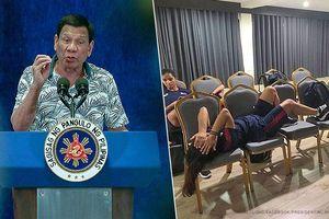Tổng thống Duterte: Đừng để SEA Games 30 thất bại, làm mất mặt Quốc gia