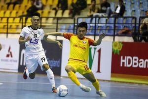 Trực tiếp Futsal HDBank Cúp Quốc gia: Thái Sơn Nam vs Tân Hiệp Hưng