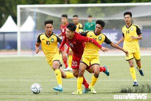 HLV U22 Brunei: U22 Việt Nam, U22 Thái Lan lối chơi khác nhau, không so sánh được