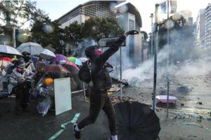 'Hong Kong có thể tin vào sự ủng hộ của EU trong lúc khó khăn'