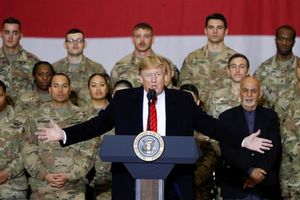 Ông Trump: 'Chúng tôi đang nói chuyện với Taliban'