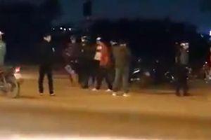 Cảnh sát cơ động bị tấn công khi kiểm tra xe máy vi phạm