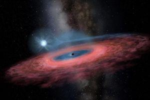 Phát hiện lỗ đen khổng lồ trong dải Ngân Hà, thách thức mọi lý thuyết