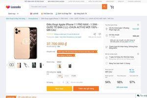 iPhone 11 giảm giá 10 triệu đồng ở VN là trò bịp Black Friday