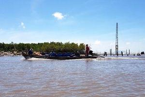 Ban hành tình huống khẩn cấp bờ biển đông tỉnh Cà Mau