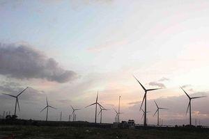 Phát điện dự án điện gió Trung Nam giai đoạn 2
