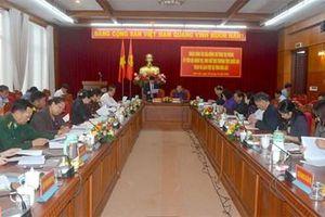 Phó chủ tịch Thường trực Quốc hội làm việc với Ban Thường vụ Tỉnh ủy Đắk Lắk