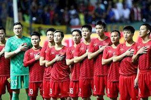 Tuyển Việt Nam thăng bậc lịch sử trên bảng xếp hạng FIFA, người Thái buồn bã vì đội bóng rớt thêm hạng