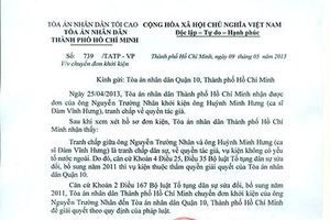 Nhạc sĩ kiện ca sĩ Đàm Vĩnh Hưng, đòi bồi thường 200 triệu đồng