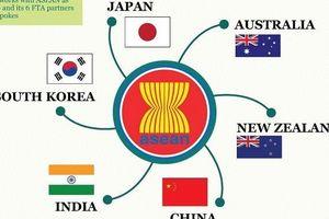 Nhật Bản lấp lửng về RCEP, tuyên bố sẽ không ký thỏa thuận nếu không có Ấn Độ