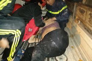 Hà Nội: Cháy nhà tại phố cổ, 2 người phụ nữ lớn tuổi được cứu sống trong đêm